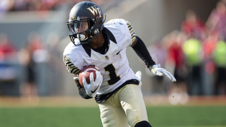 Wake Forest North Carolina State Football