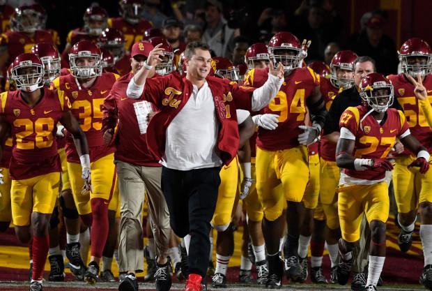 USC Morning Buzz  Uniforms Must Be Uniform Next Season – InsideUSC ... 6087d59ed